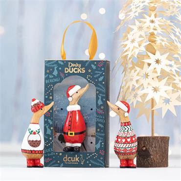 Dcuk Assorted Christmas Dinky Duck