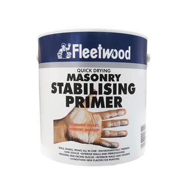 Fleetwood Quick Drying Masonry Stabilising Primer 2.5L