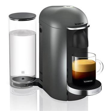 Krups Vertuo Nespresso Machine Titanium