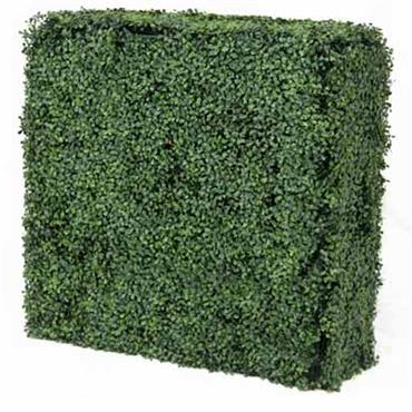 WonderWall Buxus Hedge 75 x 25 x 75cm