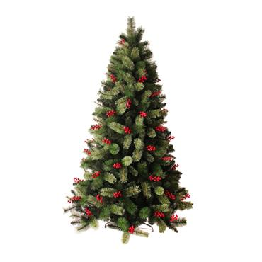 8FT Delamont Pine Christmas Tree