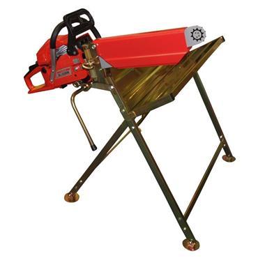 Log Horse C/w Chainsaw Holder