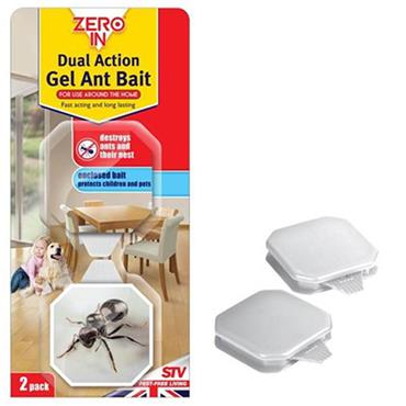 Zero In Dual Action Ant Bait Killer Gel