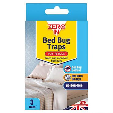 Zero In Bed Bug Traps