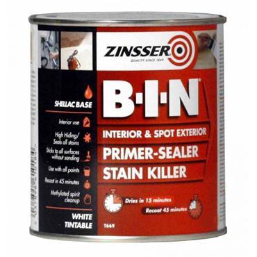 Zinsser B.I.N. 2.5L
