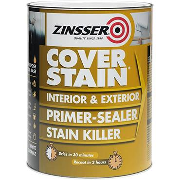 Zinsser Cover Stain 2.5L