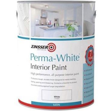 Zinsser Perma-White Satin Coat 5L