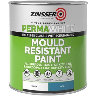 Zinsser Permawhite Satin 2.5L
