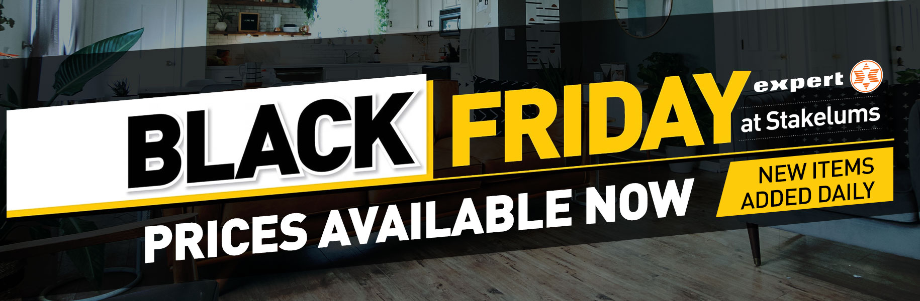 Black Friday Prices Available Now
