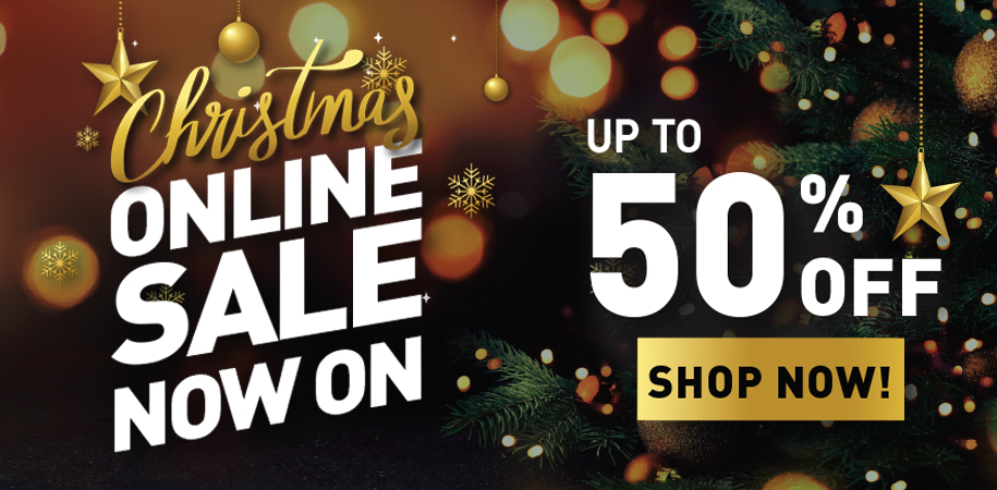 Christmas Online Sale Now On