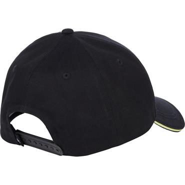 Ck Patch Cap - Black