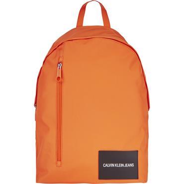 Ck ROUND Back Pack 43W/FRONT Z, - Orange