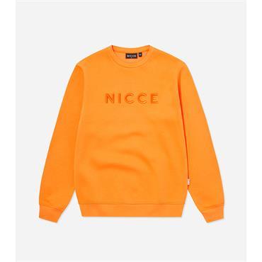 Nicce Mercury Sweat - Orange