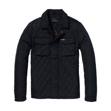 Classic Shirt Jacket - NIGHT