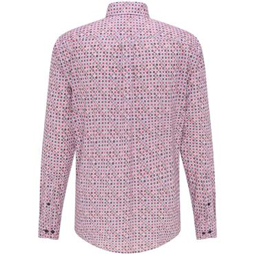 Fynchhatton Shirt - Crocus-Cotton Candy