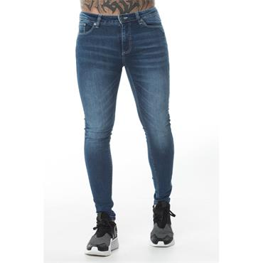 Essential Skinny Jeans - Mineral Blue