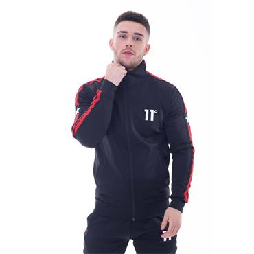 Southpaw Track Top - BLACK