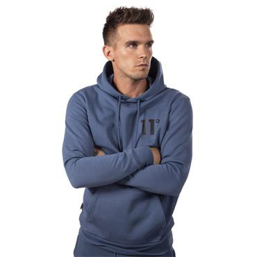 Core Pull Over Hoody - MARLIN