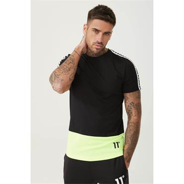 Neo Tape T - Black Lime