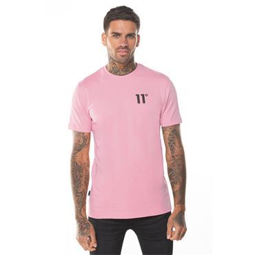 CORE T-SHIRT - Pink Nectar