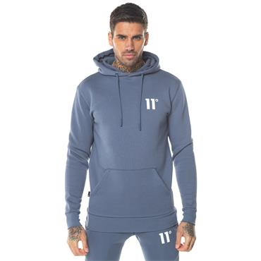 CORE PULL OVER HOODIE - Twister Grey