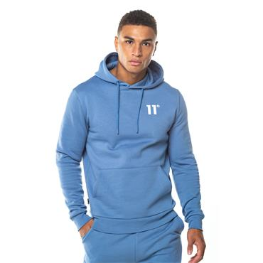 Core Pullover Hoody - Country Blue