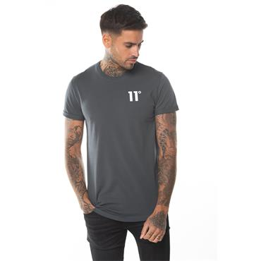 Core Muscle Fit T-Shirt - ANTHRACITE