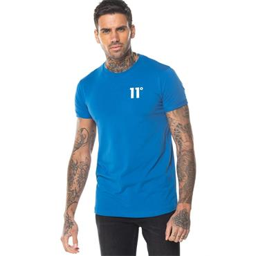 Core Muscle Fit, Steel Blue - 11 Degrees