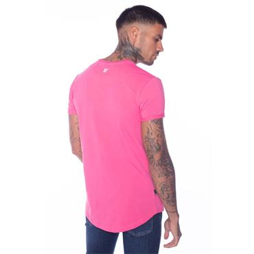 11 Degrees Muscle Fit T - Pink