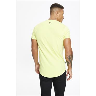11 Degrees Core Muscle Fit T - Avocado Green
