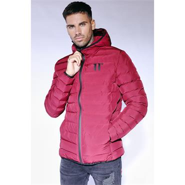 11 Degrees Space Jacket - Pomegranate