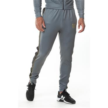 Poly Joggers - ANT, BLACK & GOLD