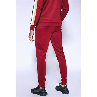 11 Degrees Tricot Track Pants - Pomegranate