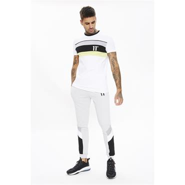 11 Degrees Mecury Mesh T - WHITE