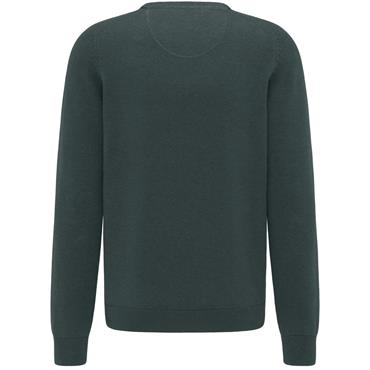 Fynch Hatton Crew Neck - Emerald