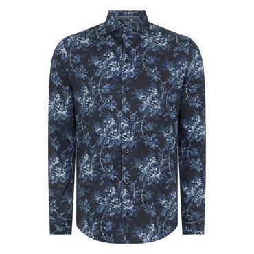Remus Shirt - Navy