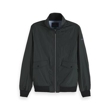 Classic Short Jacket In Nylon Quality - 2763