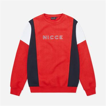 ALTA SWEAT - RED