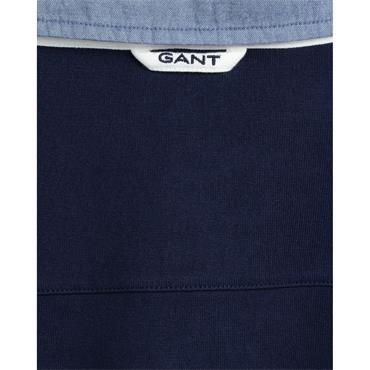 Gant Original Heavy Rugger - Evening Blue