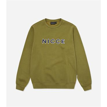 Nicce Truman Sweat - Olive