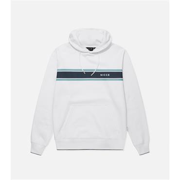 Nicce Universe Hood - White