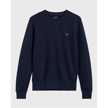 The Original C-Neck Sweat - 433 Evening Blue