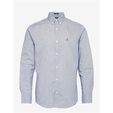 Gant Royal Oxford BD Shirt - College Blue