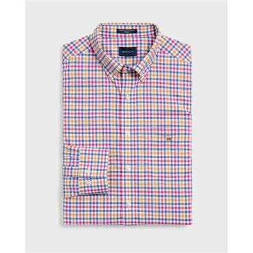 The B-Cloth 3 Col Gingham Reg Bd - Poseidon Blue