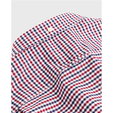 THE OXFORD 3 COL GINGHAM REG BD - 617