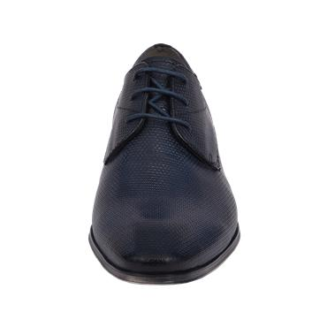 BUGATTI Lace Up Shoe - Navy