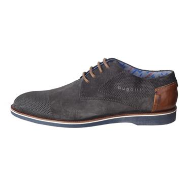 Bugatti Casual Shoe - Dark Grey