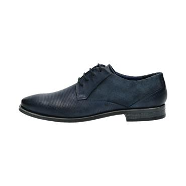 Bugatti Formal Shoe - Navy
