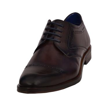 Bugatti Formal Shoe - Dark Brown
