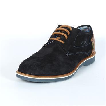 Bugatti Casual Shoe - Navy